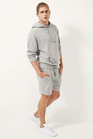 Bonds Originals Short Original Grey Marle AY4LI PXF