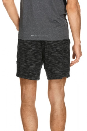 Bonds Active Micro Short Black Strata Camo AYAJI NLG