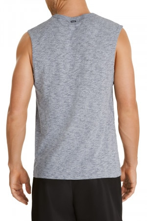 Bonds Textured Muscle Tank Pale Blue (Rockbottom) AYCPI GVT