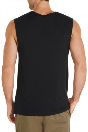 Bonds Besties Muscle Tank Black AYCQI BAC