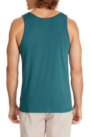 Bonds Basic Tank Granite Green AYPYI HHY