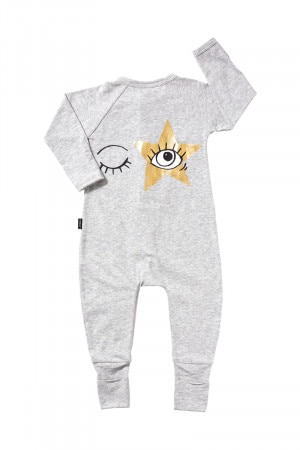 Bonds Zip Wondersuit Seeing Stars Baby BXV9A 9ET