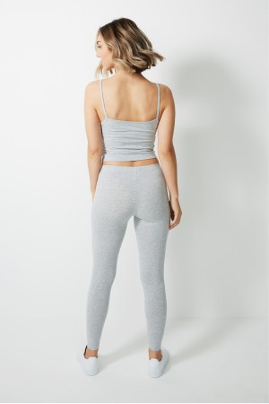 Bodies Cropped Vee Tank