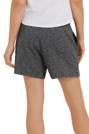 Textured Terry Short