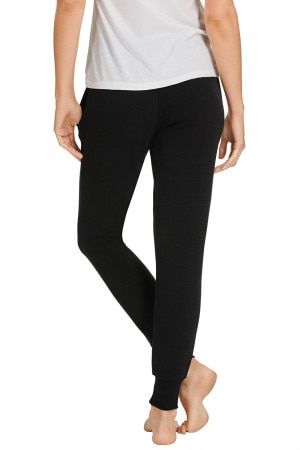 Bonds Triblend slim leg trackie Black