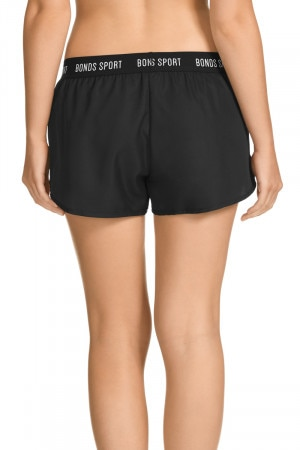Bonds Active Running Short Black CXDXI BAC