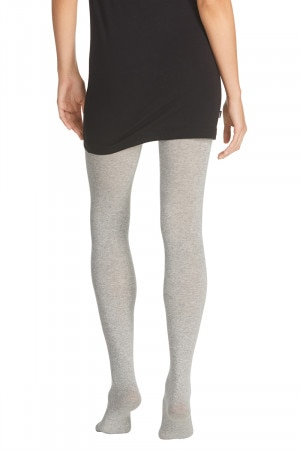Bonds Comfy Tops Texture Tights Grey Marle L9622O GEM
