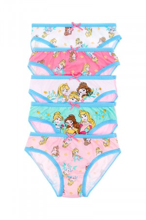 Disney Princess Brief 5 pack