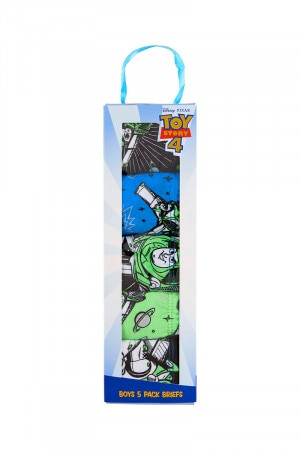 Toy Story Brief 5 Pack