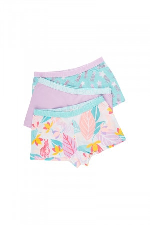 Girls Shortie 3 Pack