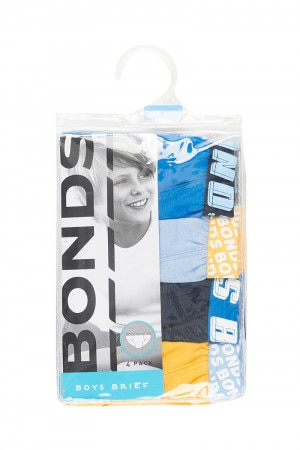 Kids Fun Pack Brief 4 Pack