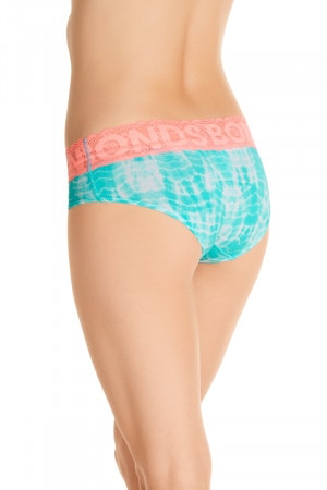 Bonds Match Its Bikini Troppo Tie Dye Neo Strawberry WWAAO 6BL