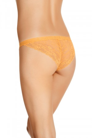 Bonds Racy Lacies Skimpy Sunshine Yellow WX99A MMK