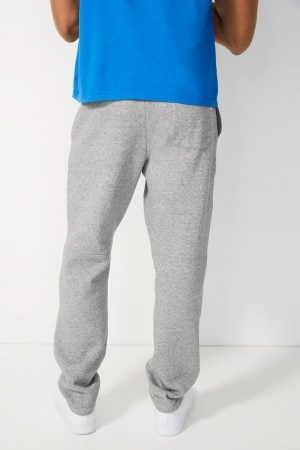 Fleece Straight Trackie