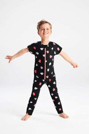 Bonds Kids Sleep Onesie Club Spooky KYNQA 1FS