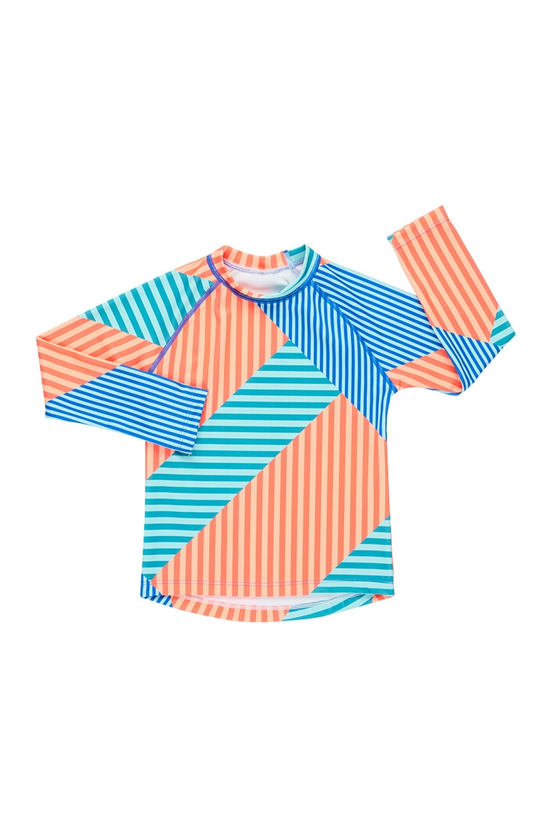 255ddba520 BONDS Kids Swim Long Sleeve Rashie | Kids Swimwear | KY6PK