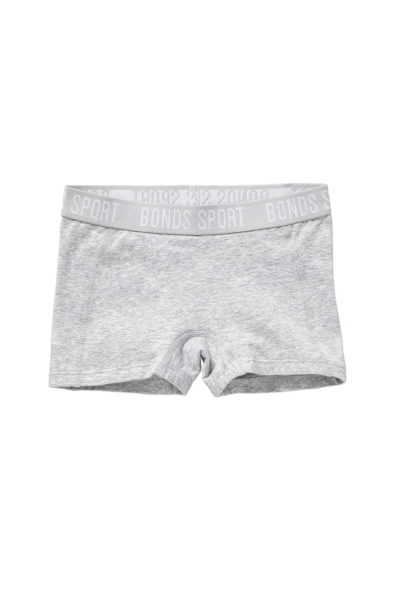 Bonds Girls Active Racer Short