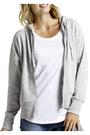 BONDS Bonds Fit Hoodie New Grey Marle CZ9EI NWY