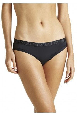 BONDS Invisitails Bikini Black WZ5WBY BAC
