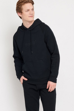 Bonds Tech Sweats Hoodie Nu Black