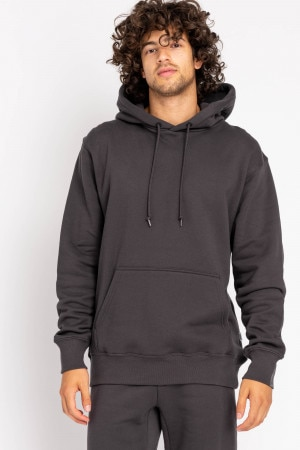 Bonds Originals Brushed Pullover Hoodie Ink Shadow