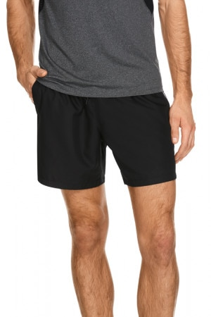 Bonds Active Run Short Black AYAQI BAC