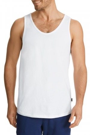Bonds Besties Tank White AYGYI WIT