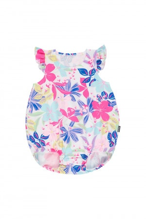 Bonds Frill Bubblesuit Beach Club Floral