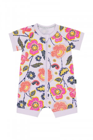 Bonds Zip Romper Wondersuit Zazu Bloom