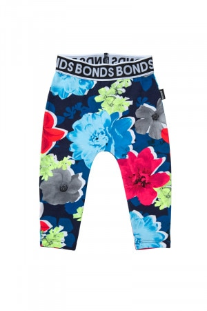Bonds Stretchies Legging Hyper Bloom Mini