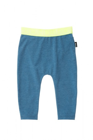 Bonds Stretchies Legging Blue Rock
