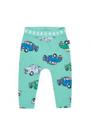 Bonds Stretchies Legging Farmer Leo S Trucks