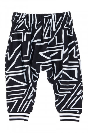 Bonds Retro Ribs Trackie A Maze Zing Black
