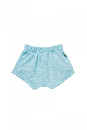 Bonds Terry Short Holiday Blue BY4MA JXB