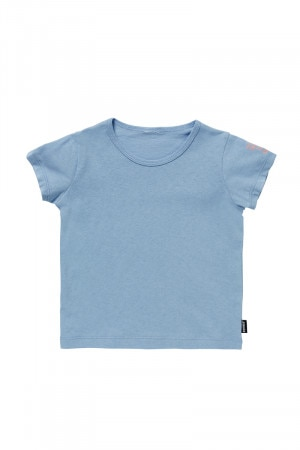 Bonds Short Sleeve Tee Chambray Shirt BY83A HHL