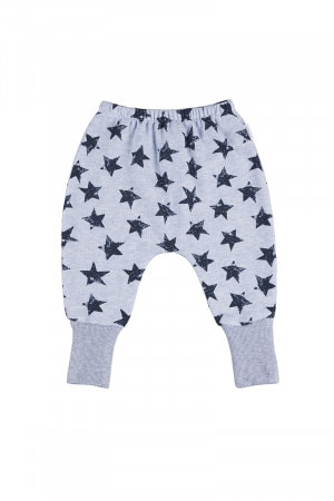 Bonds Newbies Fleece Trackie Star Stamp BYAEA 8BP