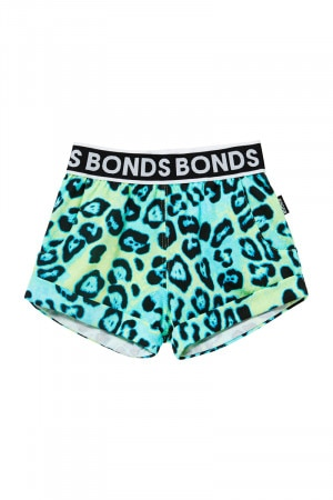 Bonds New Standards Baby Shorty Meow Kapow BYECA O1V