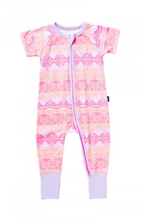 Bonds Zip Wondersuit Alice Springs Jem Pink