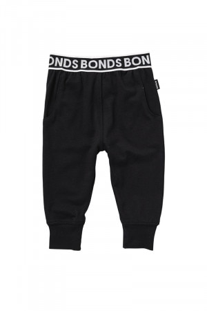 Bonds New Standards Light Weight Trackie Black BYGHA BAC