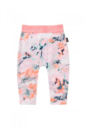 Bonds Stretchies Legging Seasalt Floral