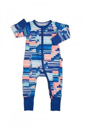 Bonds Zip Wondersuit Digi Tribe BZBVA 3BG