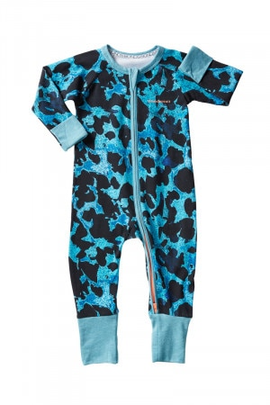 Bonds Zip Wondersuit Surfie Camo