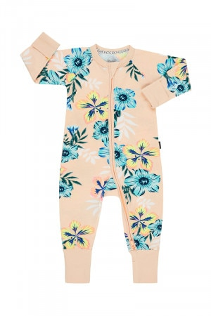 Bonds Zip Wondersuit Tropican Hawaiian