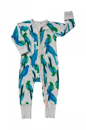Bonds Zip Wondersuit Parakeet Life