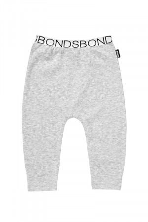 Bonds Stretchies Legging New Grey Marle BZMW WYG