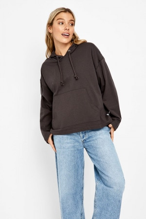 Bonds Originals Lite Wide-Sleeve Hoodie Highland Shadow