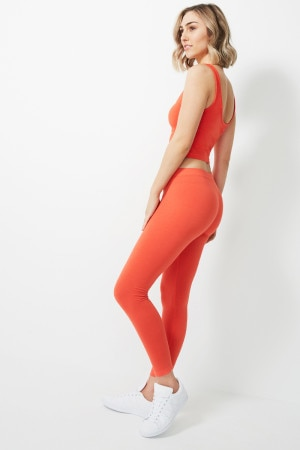 Bonds Bodies Cropped Tank Koi Coral