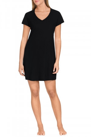 Bonds Vee Dress Nu Black