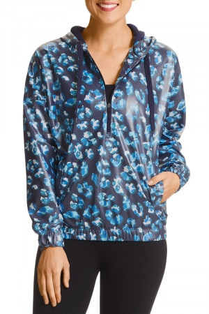 Bonds Active Windcheater Hoodie Hyper Spot CWXRI 1BN