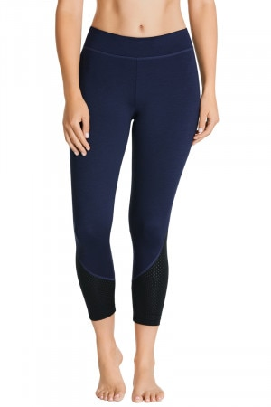 Bonds Texture Mesh Full Legging Atlantic Night